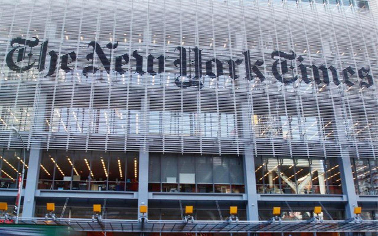 """New York Times: """"Trump recibió fortuna, la mayoría de evasión fiscal"""""""