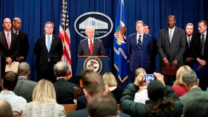 Sospechoso del envío de paquetes bomba en EE.UU. afronta 48 años de cárcel