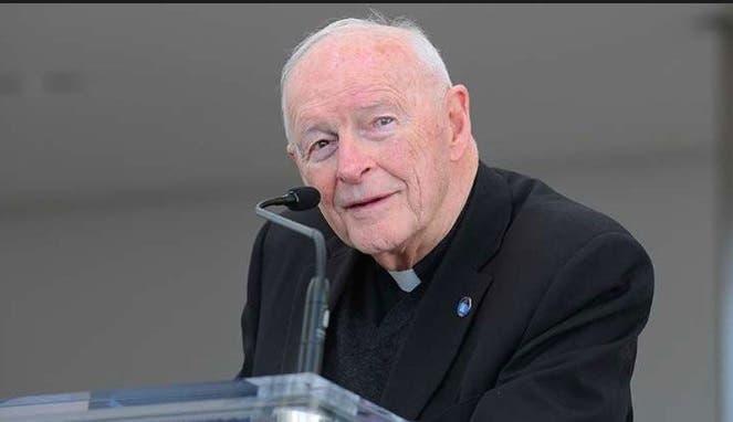 Abuso sexual: Papa ordena ampliar investigación de excardenal McCarrick