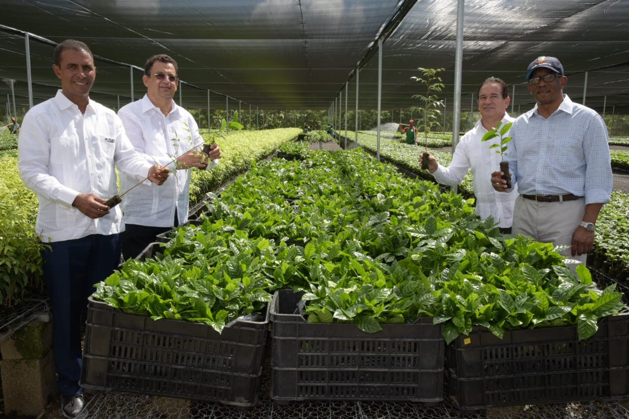 Caobatón 2018  transformará dos vertederos en parques ecológicos