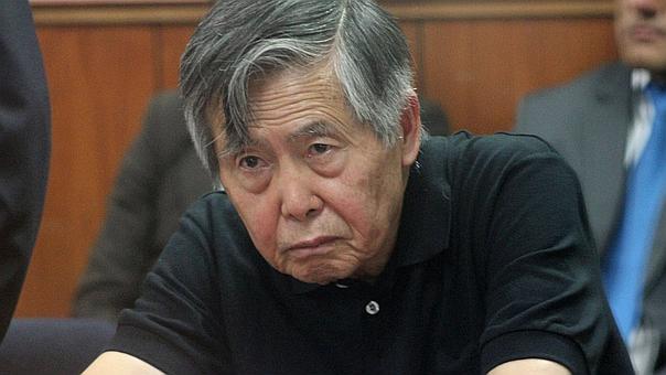 Anulan indulto a favor de Fujimori y ordenan su captura