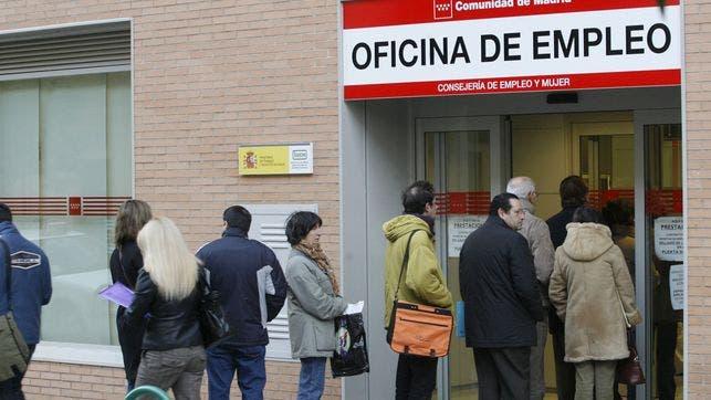 El desempleo en España sube en septiembre y alcanza 3,2 millones de personas