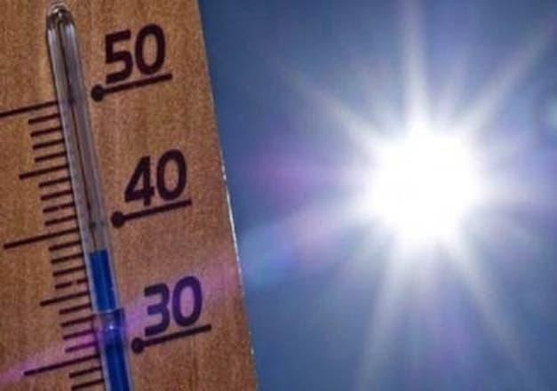 Temperaturas continuarán calurosas esta tarde en gran parte del país