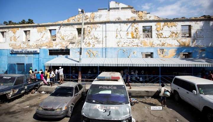 Unos 118 presos han muerto en Haití, te decimos las causas