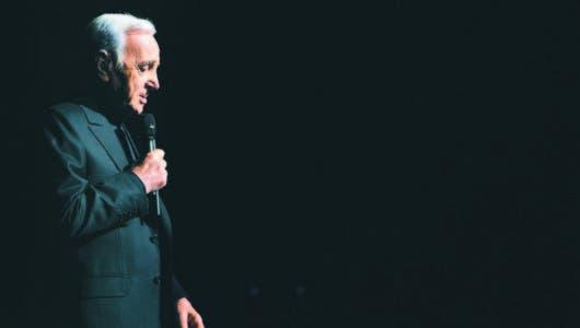 Charles Aznavour  en toda su dimensión