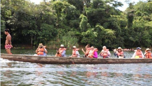 Comunidad indígena Parará Purúo se abre al turismo