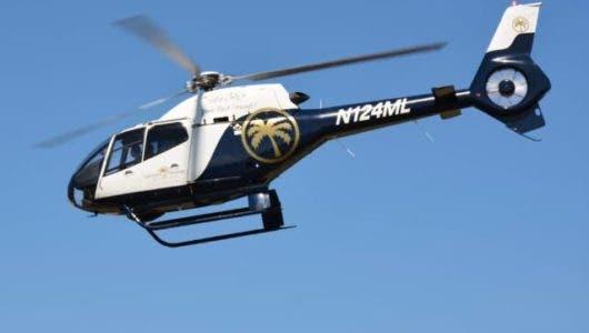 Lo que se sabe sobre la desaparición de helicóptero cerca de La Romana con varias personas a bordo