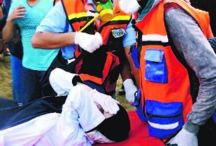 Varios palestinos muertos en enfrentamientos con las fuerzas de Israel en Gaza