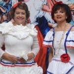 Rostros. Club Rotary. Princ.Veronica Sención y Enma Valois