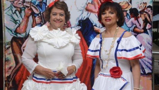 Club Rotary celebra tarde de té para resaltar dominicanidad