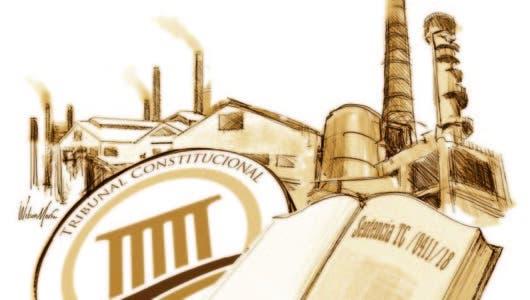 La empresa pública ante el Tribunal Constitucional