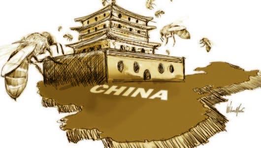 China es una colmena inmensa