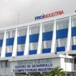 Edificio o Fachada de Proindustria, Centro dde Desarrollo y Competetividad Industrial. El Nacional/ Justo Macarallo. 24.06.2009