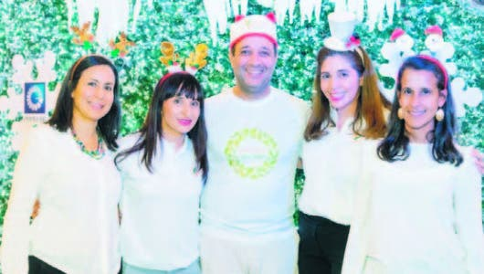 Alegría en inauguración de Parque Central de Navidad