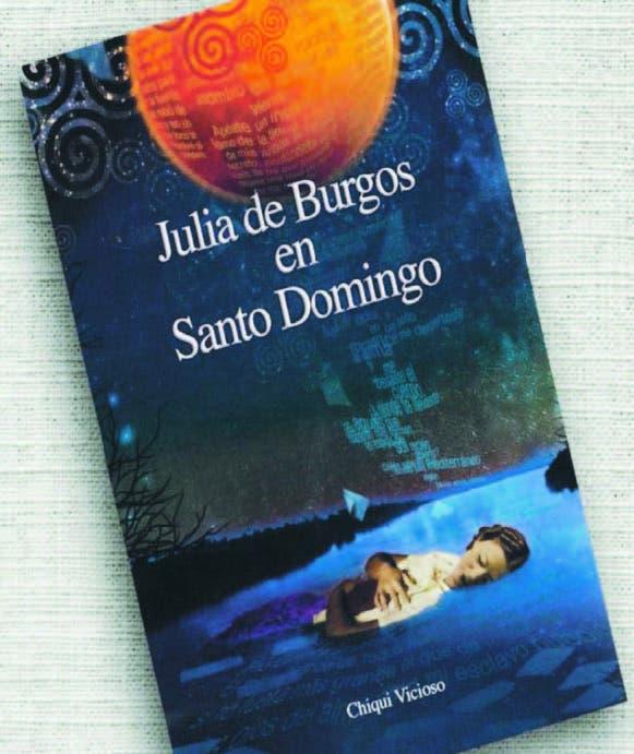 Julia de Burgos en Santo Domingo, de Chiqui Vicioso