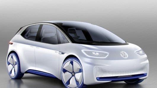 Volkswagen eléctricos en China