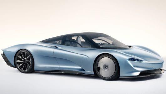 McLaren Speedtail:  El más rápido de McLaren