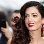(FILE) FRANCE USA PEOPLE AMAL CLOONEY BIRTHDAY:Cannes (France).- (FILE) - British human rights barrister Amal Clooney arrives for the screening of 'Money Monster' during the 69th annual Cannes Film Festival, in Cannes, France, 12 May 2016 (reissued 27 January 2018). Amal Clooney turns 40 on 03 February 2018. (Cine, Francia, Estados Unidos) EFE/EPA/IAN LANGSDON *** Local Caption *** 52751517