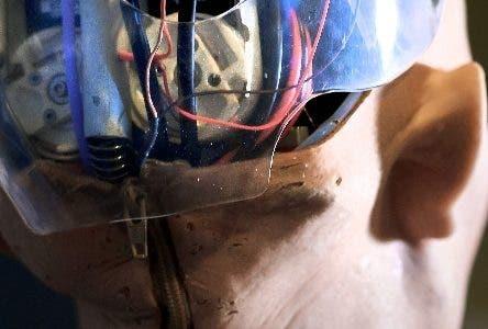Robot Sophia refleja emociones humanas