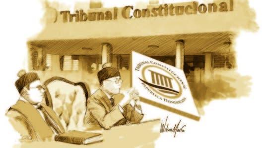 Políticos en el Tribunal Constitucional