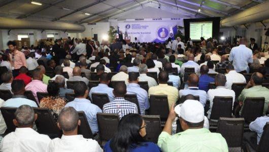 Comité Nacional del PRM ratifica primarias cerradas