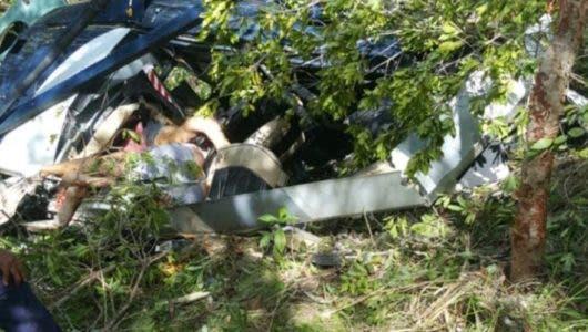 Así van las indagaciones sobre accidente de helicóptero donde cinco personas fallecieron
