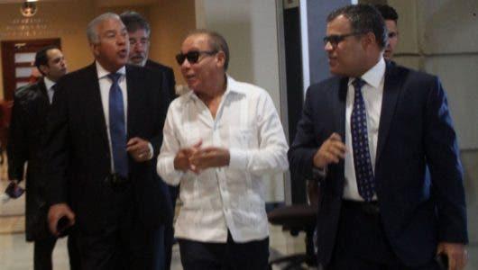 Imputados  Odebrecht hacen  oposición  a fallos de Ortega