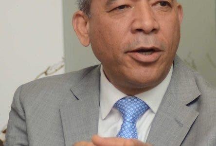 Rubén Jiménez Bichara, durante una Vista Al Periódico Hoy.  SANTO DOMINGO, República Dominicana.- 12 de enero del 2017. Foto Pedro Sosa