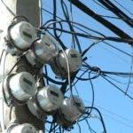 Contadores- Medidores de Luz. Hoy/ Reynaldo Brito. 28/ 8/2007