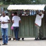 Reforzaran La frontera con Dajabón por los disturbios causados por los haitianos en el mercado binacional. 30/11/10 Hoy//Wilson Aracena.