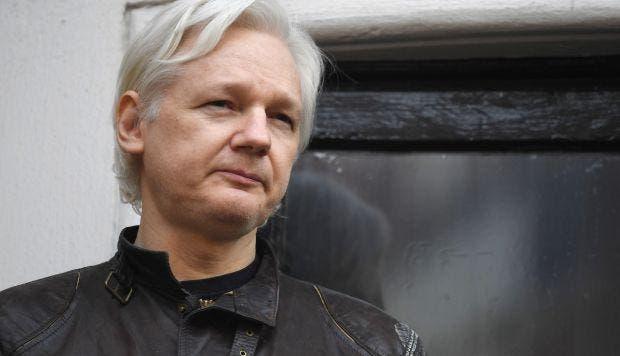 Fiscales estadounidenses denuncian en secreto a Julian Assange  fundador de Wikileaks