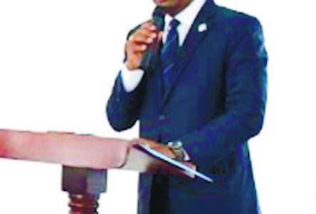 Fiscal  Nagua se enfocará  en disminuir delitos
