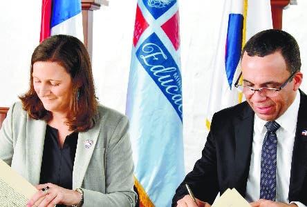 RD y EEUU desarrollarán planes educativos
