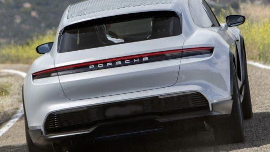 Un SUV Porsche eléctrico para el 2022