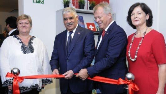 Suiza abre nuevas oficinas RD