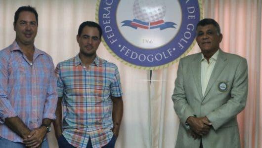 Olivares, Linares y Rodríguez participarán en torneo de golf