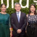 Rostros. Sura. Gina Jiménez, James García y Natali Álvarez