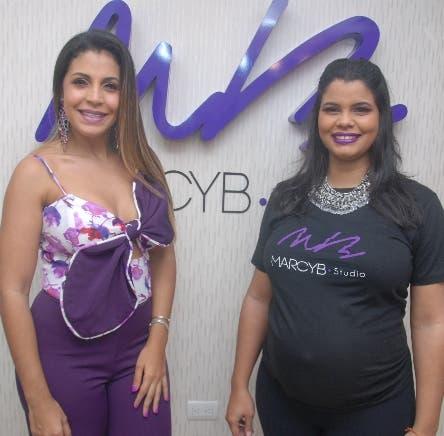 Marcelle Bautista, directora general MarcyB Studio ofreció un coctel por el relanzamiento de la imagen del estudio el cual cuenta con un concepto innovador dentro del campo de la belleza, los más altos estándares de calidad y una gama de productos exclusivos.