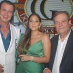Rostros. Procigar. Litto Gómez, Nirka Reyes y Hendrik Kelner, presidente de Procigar.
