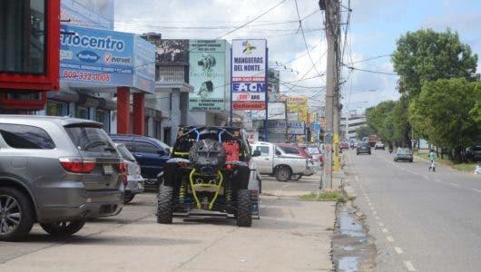 La San Martín, emblemática avenida de Santo Domingo echada al abandono