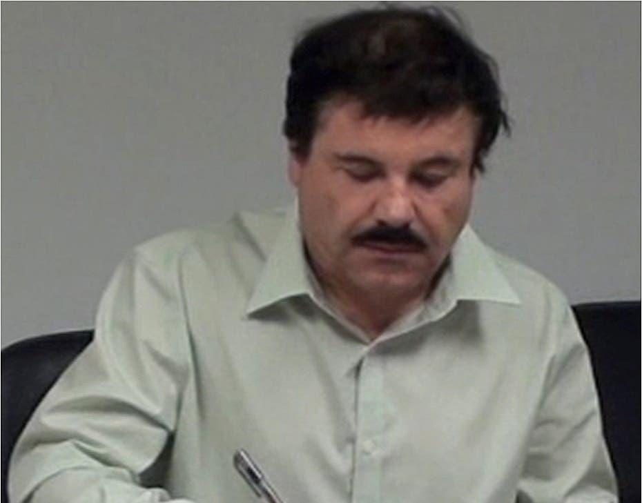 """La Fiscalía de EE. UU. pide cadena perpetua, más 30 años de prisión, contra Joaquín """"El Chapo» Guzmán"""