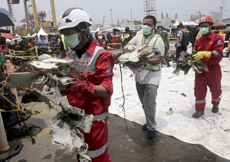 Nuevos detalles revelan problemas en avión de Lion Air que se accidentó en Indonesia con 189 ocupantes