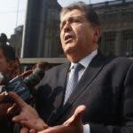 Expresidente peruano Alan García Pérez/Foto: Fuente externa.