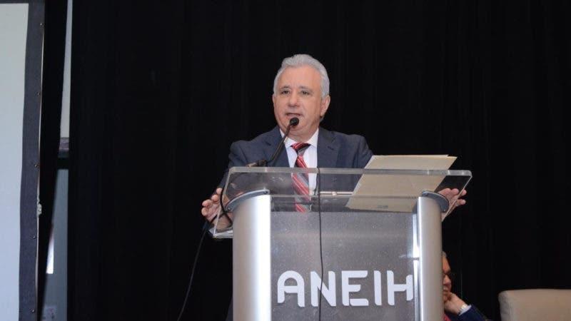 Antonio Taveras, Presidente de ANEIH