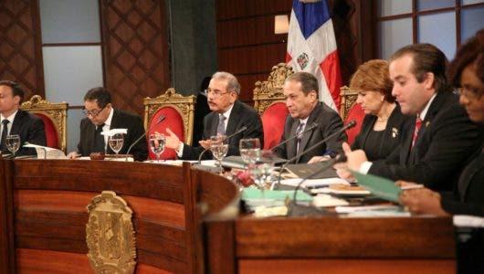 CNM presentará el viernes lista definitiva de candidatos al Tribunal Constitucional