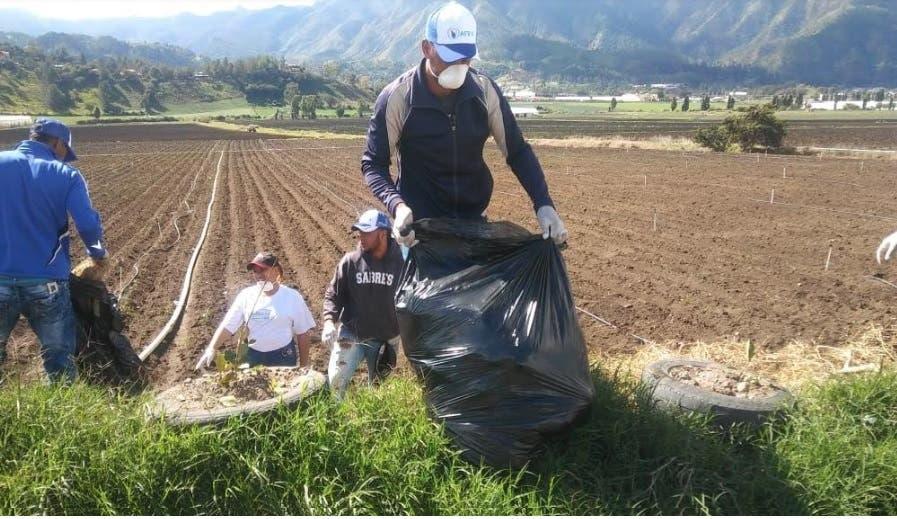 Afipa, Agricultura y Medio Ambiente en actividad cojunta para mejorar el ambiente