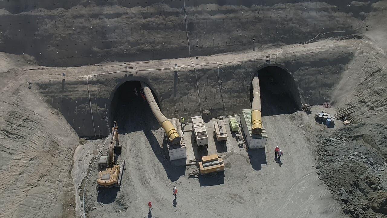 Avanzan los trabajos para la presa Monte Grande en Barahona