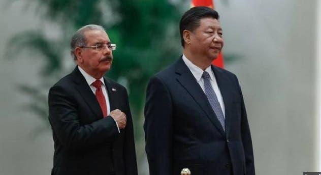 Danilo Medina hablará en Shangai tras intervención del presidente Xi Jinping