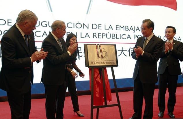 República Dominicana abre embajada en Beijing tras alejarse de Taiwán
