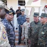 Defensa RD y Policia Haiti